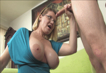 Mrs. Quinn Begs To Get Blasted
